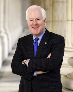Will John Cornyn get a primary challenger?